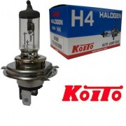 Лампа H4 галогенная 0456E, Koito
