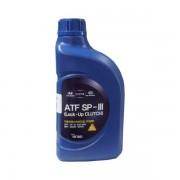 """Масло трансмиссионное полусинтетическое """"ATF SP-III"""", 4л SAE 80W (1L)"""