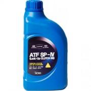 """Масло трансмиссионное синтетическое """"ATF SP-IV"""", 1л"""