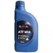"""Масло трансмиссионное полусинтетическое """"ATF MX4 JWS 3314"""", 1л"""
