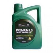 "Масло моторное полусинтетическое ""Premium LS Diesel 5W-30"", 4л"
